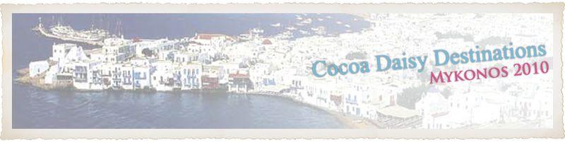 Cocoa Daisy Greece