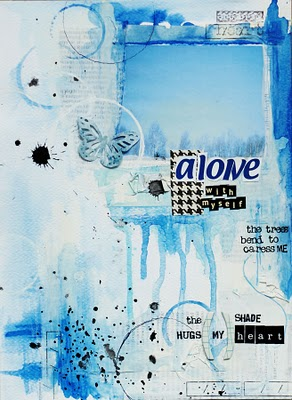 Alone withe myself