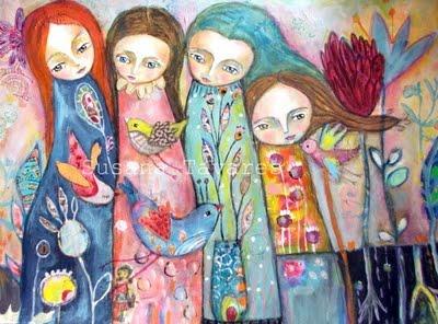 4 wonderful women