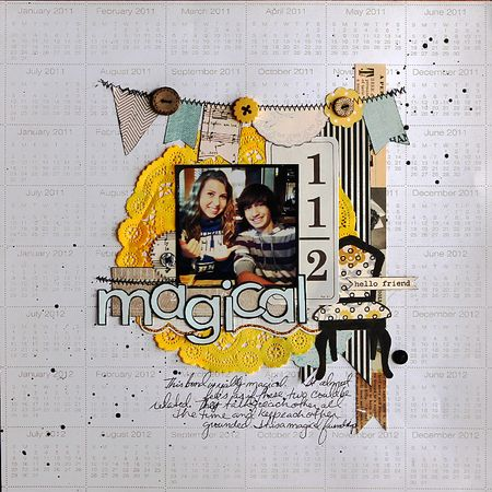 CD Dec Magical