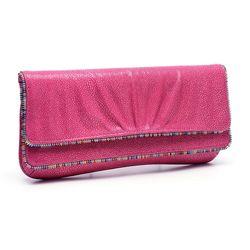 Allie stingray rainbow zip pink