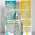 Scatter Joy Card