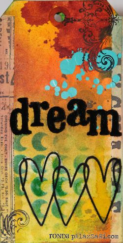 Ronda palazzari Dream Tag Trio tag 2