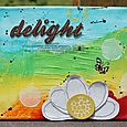 Delight Canvas
