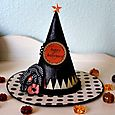 Wicked Witch Hat Decor