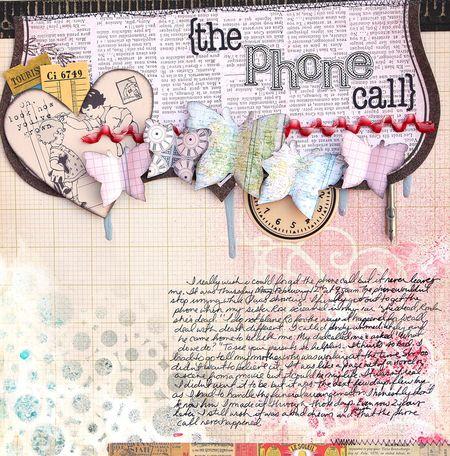 CD May The Phone Call