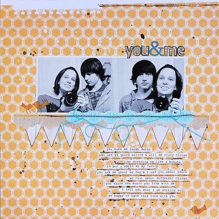 CD Feb You & Me