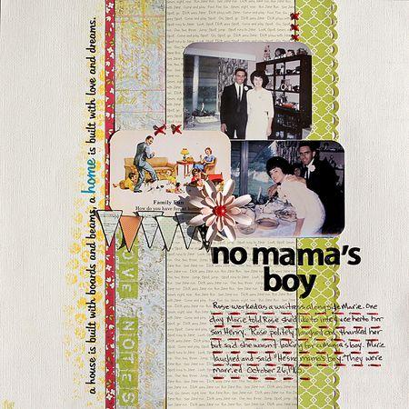 CD Jan No Mama's Boy