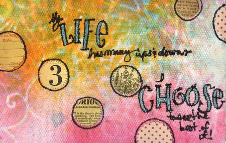 Life art journal