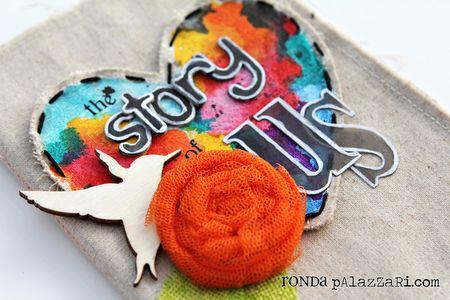 Ronda Palazzari The story of Us detail 11