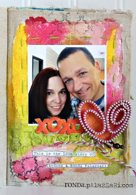 Ronda Palazzari The story of Us page 1