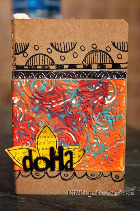Ronda Palazzari Doha Mini