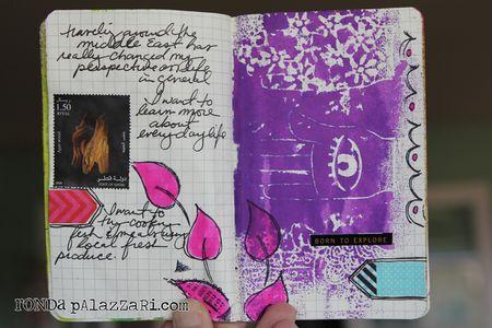 Ronda Palazzari Doha Mini page 15
