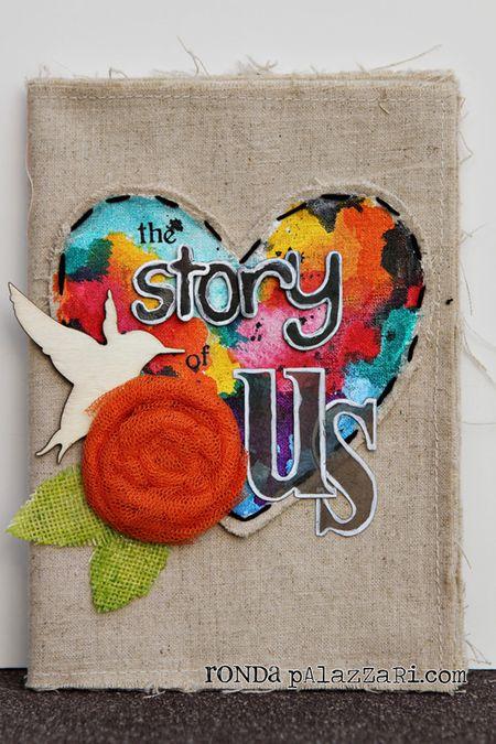 Ronda Palazzari The story of Us 2