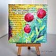 Find Your Place Mini Canvas