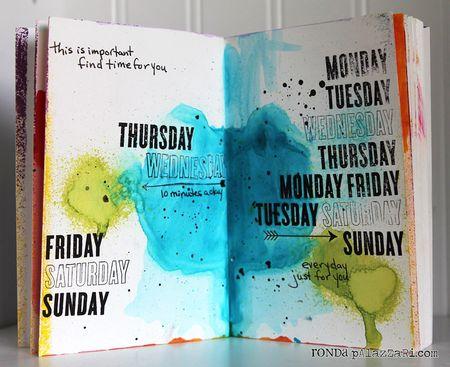 Ronda palazzari  days page