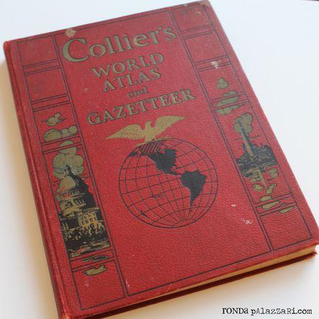 Ronda Palazzari Vintage Atlas