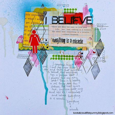 Denise Morrison I Believe