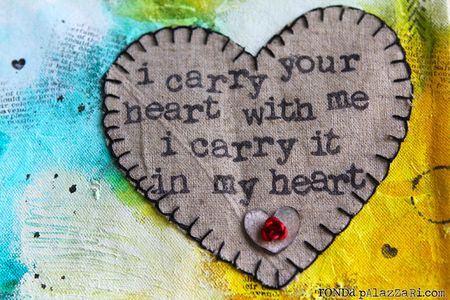 Image result for i carry your heart