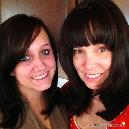 Ronda Palazzari Lexi and me