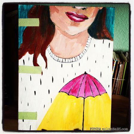 Ronda Palazzari Julie Balzer Art Journal