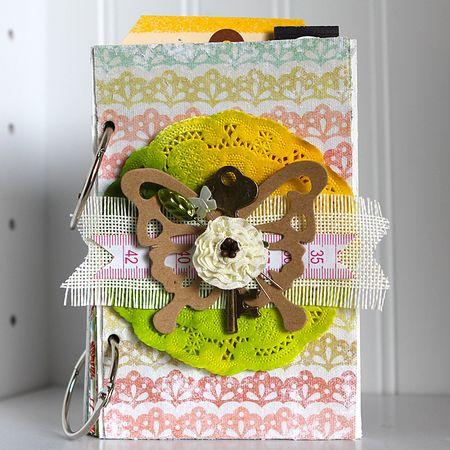 Ronda Palazzari Simply Sweet Mini Album