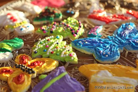 Ronda Palazzari Ornament Cookies