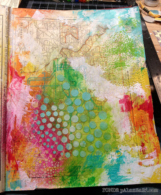 Art Journal Atlas photo