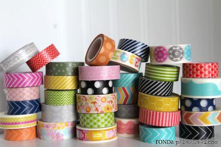 Ronda Palazzari Washi tape
