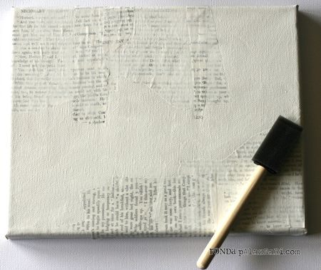 Ronda Palazzari Simplicity Blank Canvas