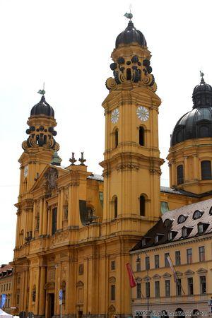 Ronda Palazzari Munich Buildings 2