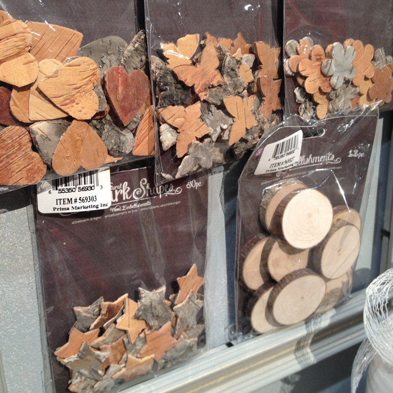 Prima Marketing Bark Pieces