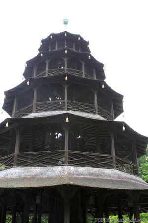 Ronda Palazzari Munich Chinese Tower