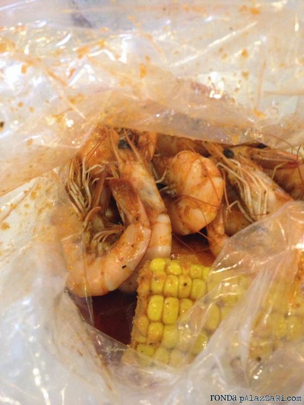 Ronda palazzari The Boling Crab Shrimp