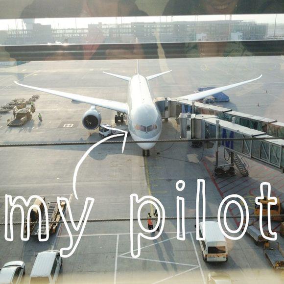 Ronda Palazzari My Pilot