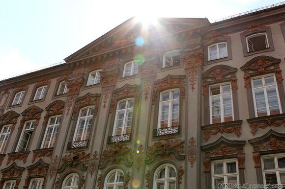 Ronda Palazzari Munich Building Downtown