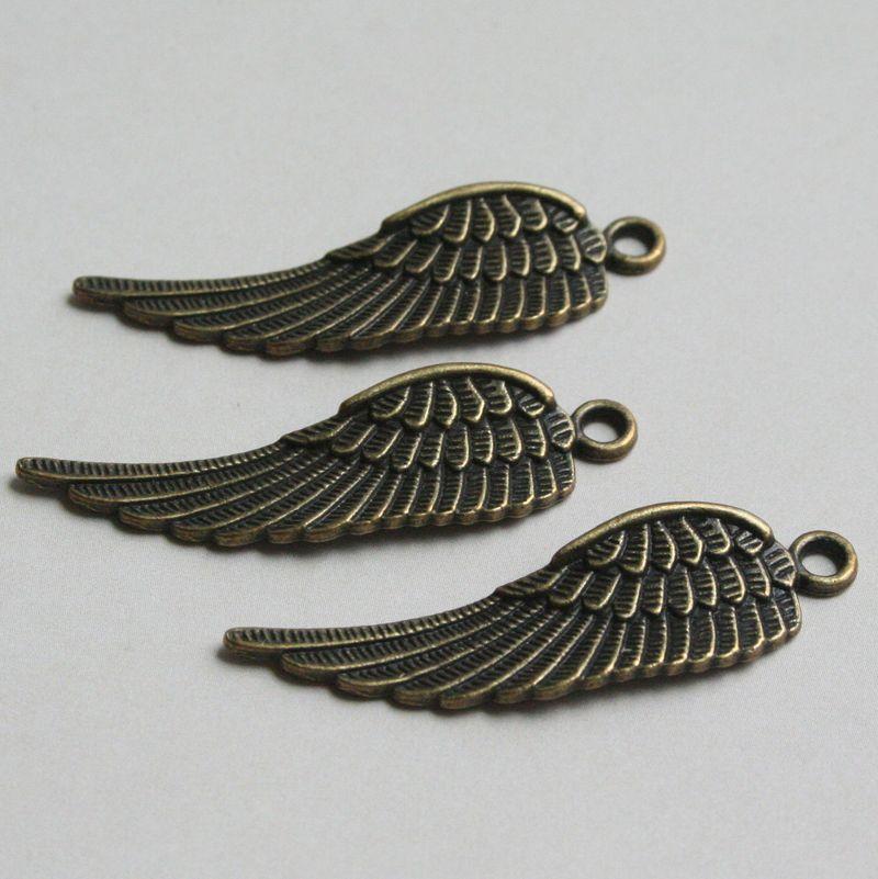 Maya Road Antique Angel Wings