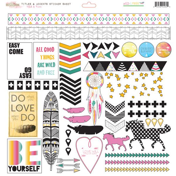 Glitzdesign-wildfree-stickers