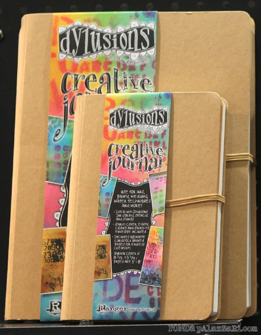 Ronda Palzzari Dylusions Journal