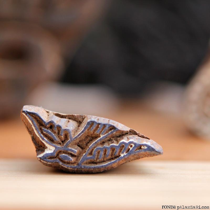 Ronda Palazzari Wooden bird Stamp