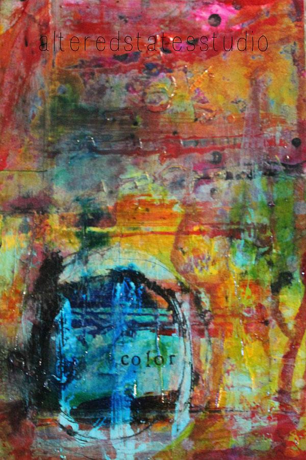 Kristin Peterson Color