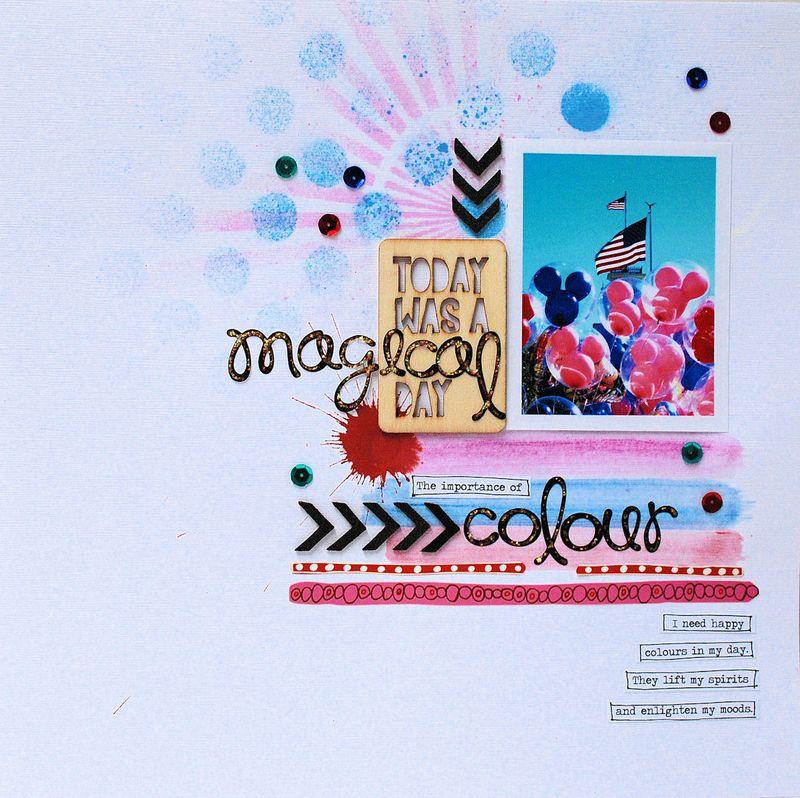 Lisa Saunders - Colour