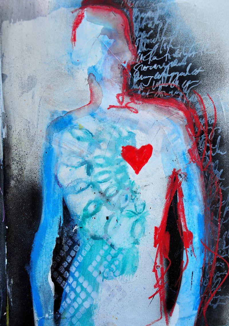 Dina wakley AJ heart