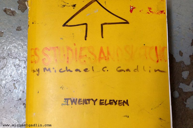 Michael Gadlin Art Journal 2