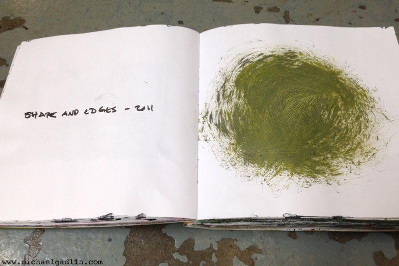 Michael Gadlin Art Journal 10