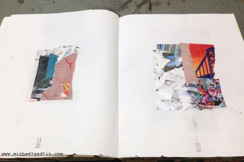 Help me ronda generosity of gadlin more journal peeks for Minimal art journal