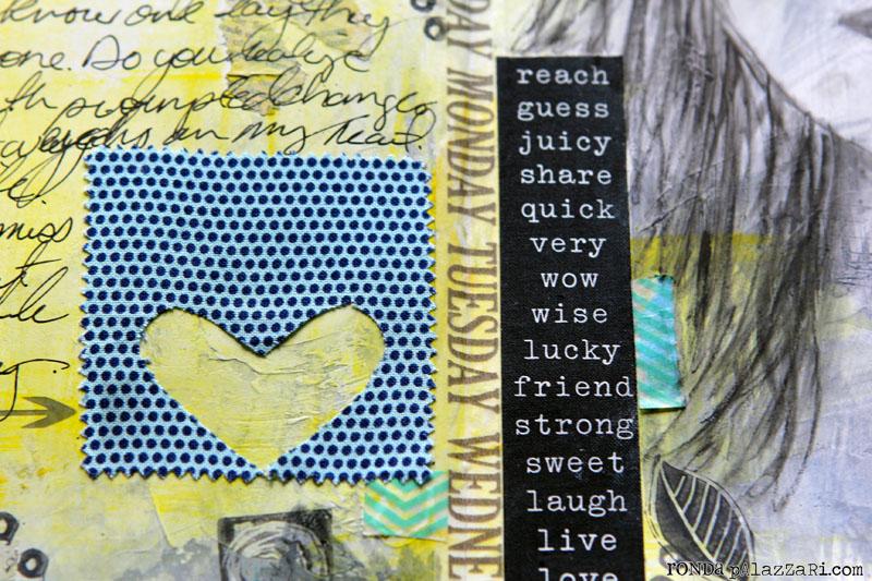 Ronda Palazzari Do Art Journal details 3