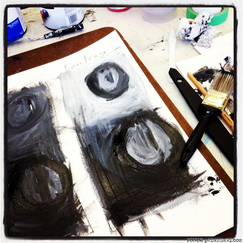 Ronda Palazzari Abstract Class 7