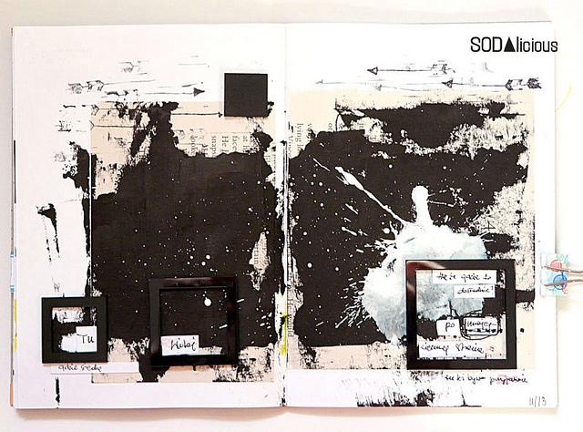 Magda Bolinksa Art Journal 2