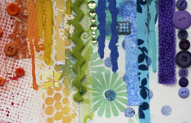 Ronda Palazzari Colors details